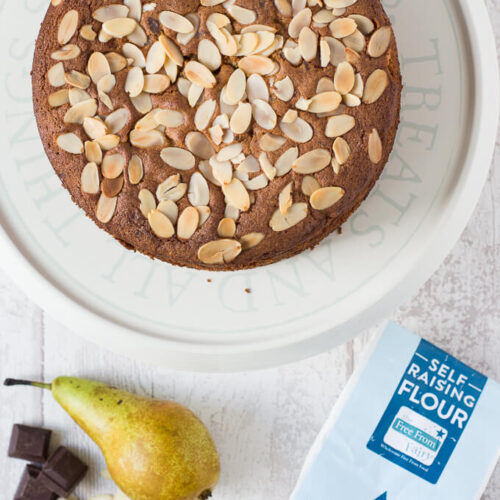 Almond-Pear-and-Chocolate-Cake-2