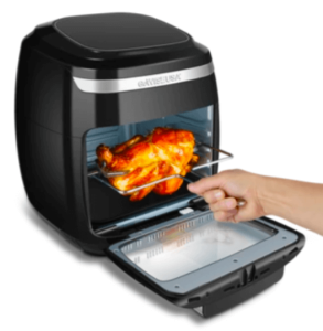 gowise Multi Air Fryer Oven with Dehydrate and Rotisserie 11.6
