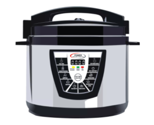 Power Pressure Cooker XL sizes