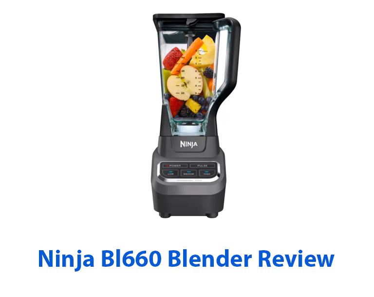 ninja bl660 review