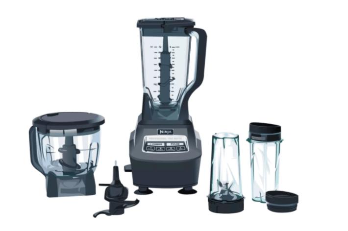 ninja mega kitchen system Features & Specs