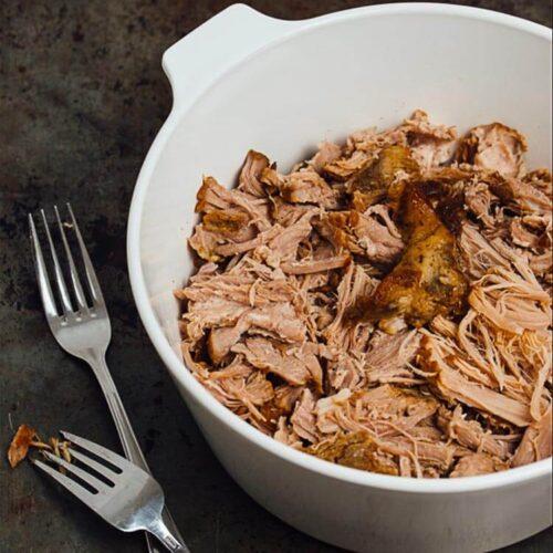 Crock Pot Pork Shoulder recipe