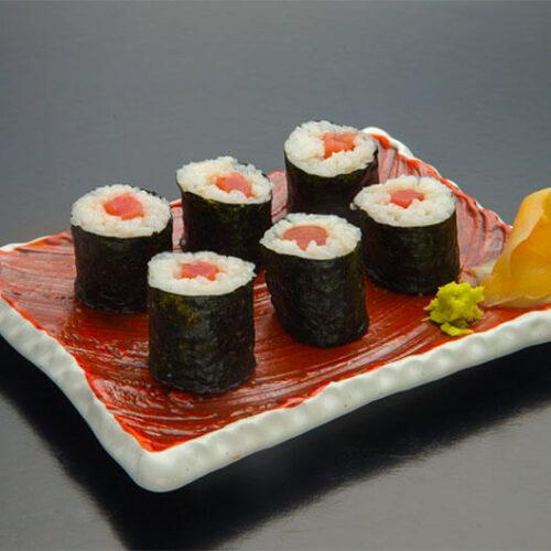 Tekkamaki Tuna Roll Recipe